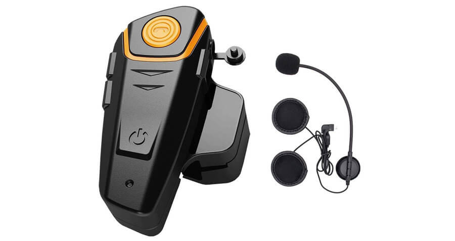 Intercomunicador moto BT-S2